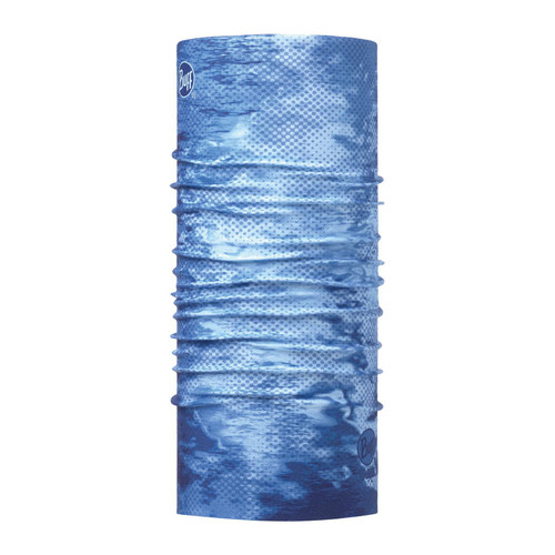 BUFF Unisex UV Multifunctional Headwear Pelagic Camo Blue OSFM