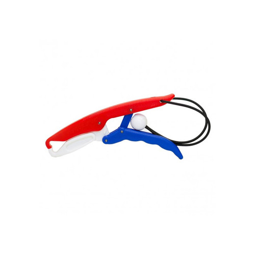 United Plastic 01-3780-AAFG-JR Fish Grip Junior Red White & Blue Floats