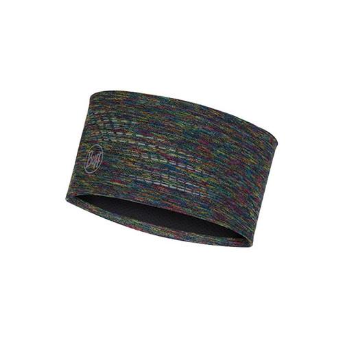 BUFF Unisex DryFlx Headband R-Multi OSFM