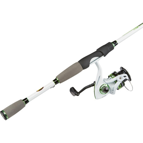 Lews Mach I Speed Spin Spinning Combo