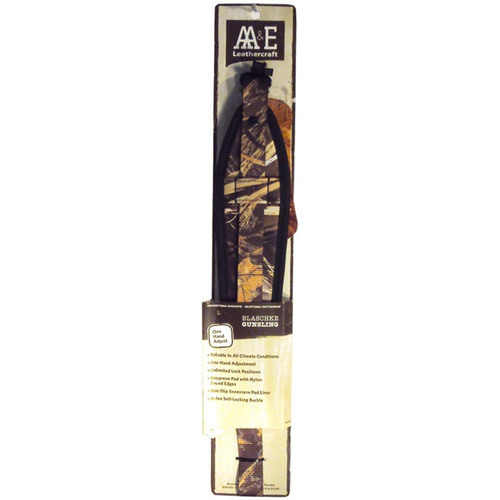 AA&E Leathercraft 8524684-395 Max-4 HD Nylon on Neoprene Blaschke Sling