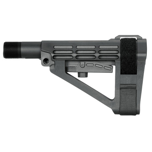 SB Tactical SBA4BLK SBA4 A4 AR Platforms Black