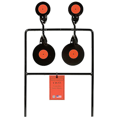 Taylor Targets Centerfire Double 13-12 x 22- CD-53