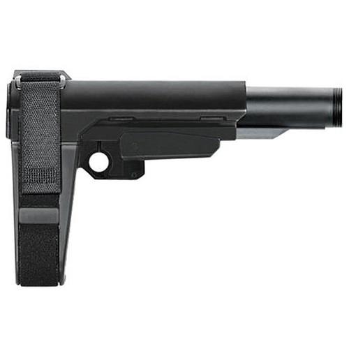SB Tactical SBA301SB AR Brace SBA3 AR Platforms Black Elasto-Polymer
