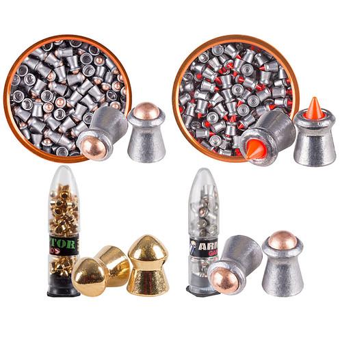 Gamo High Performance Airgun Ammo, .177 Pellet, 400 Ct |632092854
