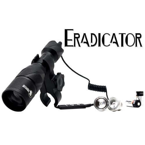 Predator Tactics Eradicator LED Red Light Matte Black
