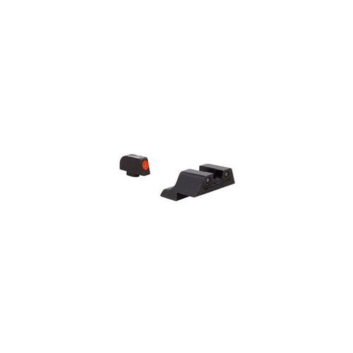 Trijicon HD XR Night Sight Set, Orange Front Outline, Glock