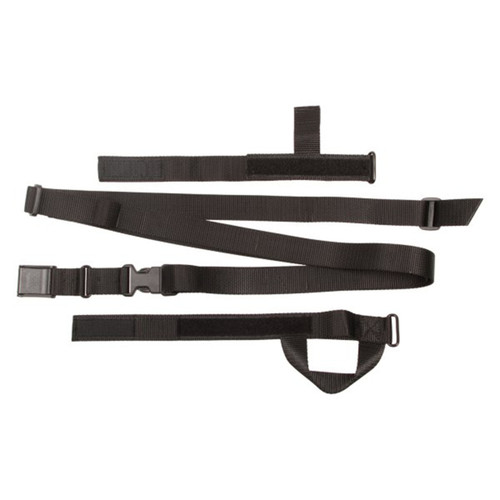 "Blackhawk 70GS17BK Universal Swift Sling 1.25"" Black Heavy Duty Webbing"
