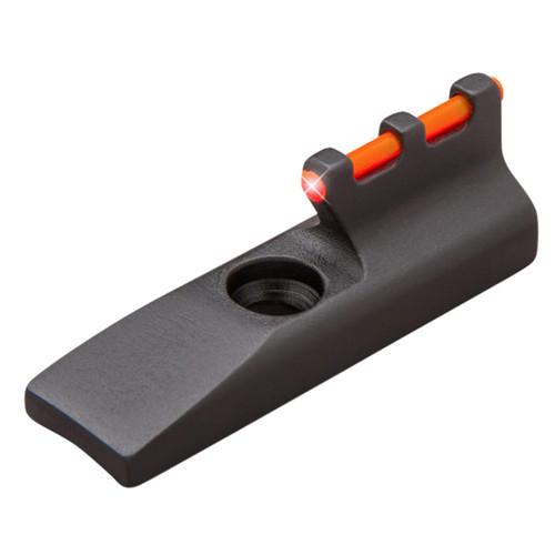 Truglo TG965R Rimfire Fiber Optic Ruger MKII/MKIII/Buckmark Steel Red Black