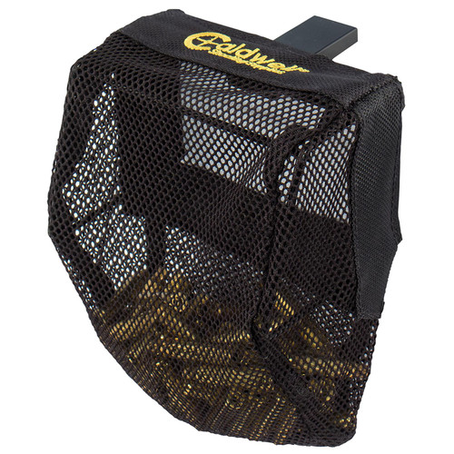 Caldwell Brass Catcher AR-15 Picatinny Rail Mount Nylon Mesh Black