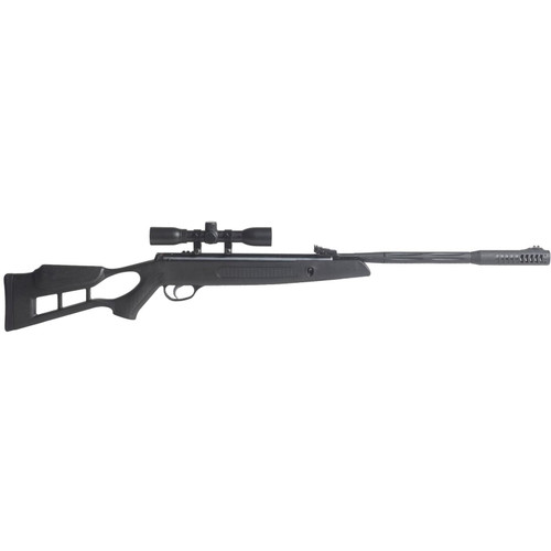 Hatsan AirTact 22 Caliber Pellet Air Rifle with Scope