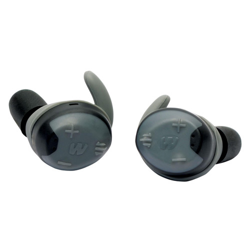 Walkers Silencer R600 Electronic Ear Buds Rechargeable 26 dB Blk GWPSLCRRC