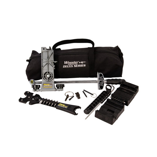 Wheeler 156111 AR Armorers Essentials Kit Delta