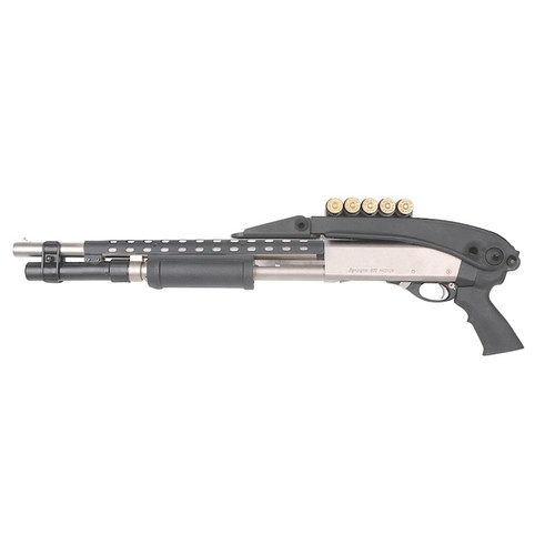 ATI TFS0600 Shotforce Mossberg 500/590 Shotgun Glass Reinforced Polymer Black