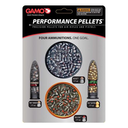 Gamo Performance Pack .177 Airgun Pellets 400pcs