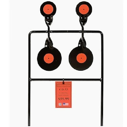 Taylor Targets Rimfire Double 13-12 x 22-12 RD-53
