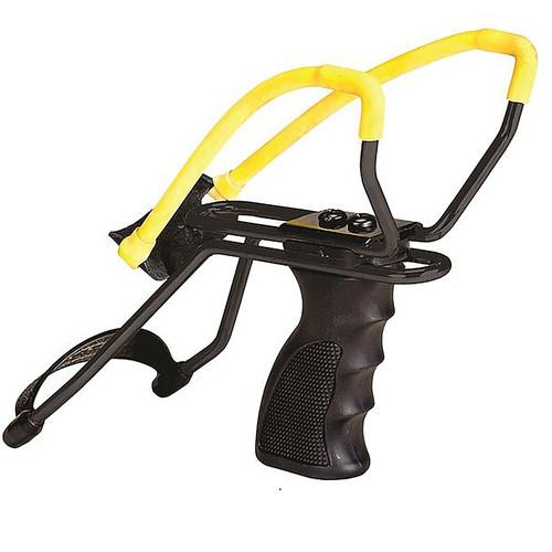 Daisy P51 Slingshot Kit Model 8153 Yellow Black 8 Inch