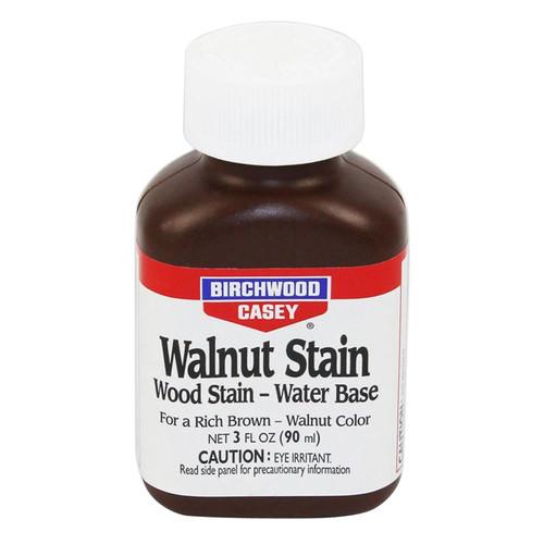Birchwood Casey 24123 Walnut Water Liquid Stain Liquid Stain 9 oz