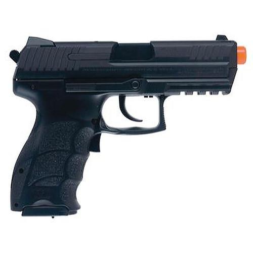 "Umarex H & K P30 Electric Blowback Airsoft BB Pistol, 6mm, 3"" Barrel, Black"