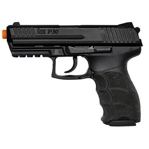 "Umarex H & K P30 Electric Blowback Airsoft BB Pistol, 6mm, 3"" Barrel, Black"