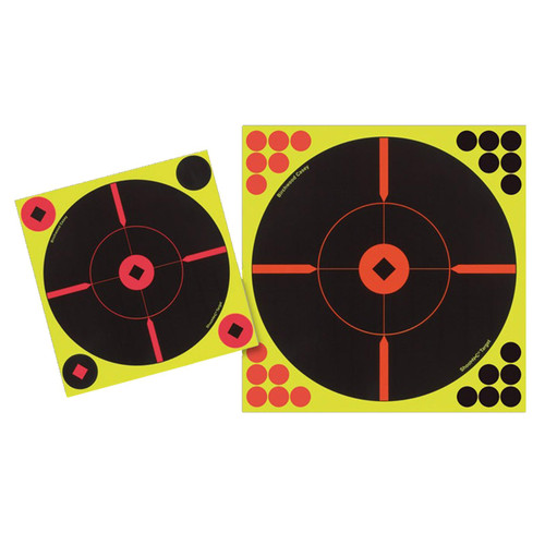 Birchwood Casey BMW-5 Shoot-N-C 12 inch RDX Target 5pk 34015