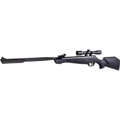 Crosman Quest Tactical Air Rifle 22 Caliber Pellet with Scope
