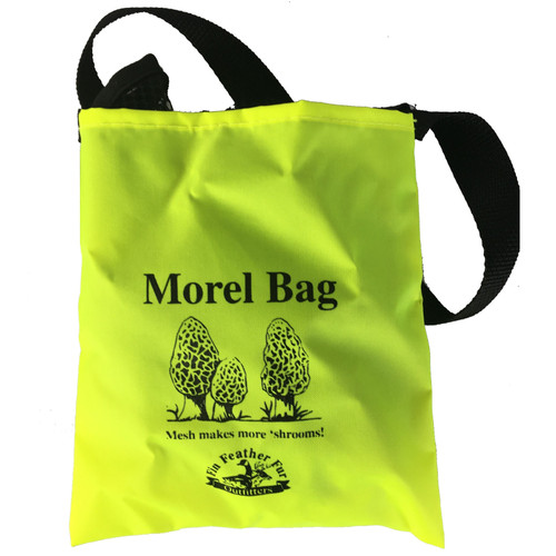FIN Mesh Morel Spore Bag - Neon Yellow