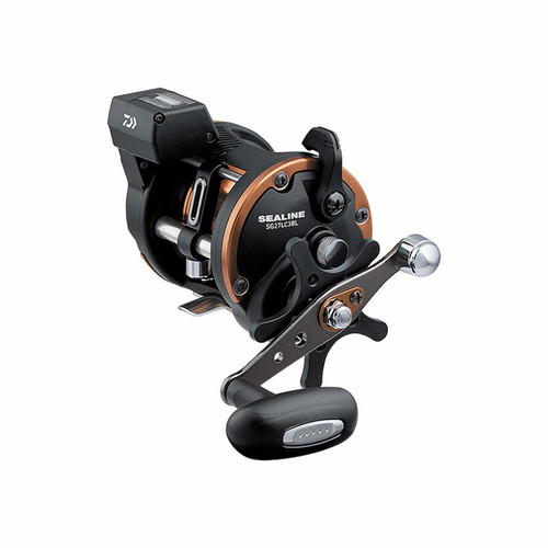 Daiwa Sealine Line Counter Reels