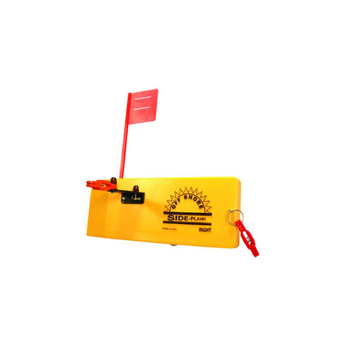 Off Shore Planer Boards with Flag and OR 19 Release Clips