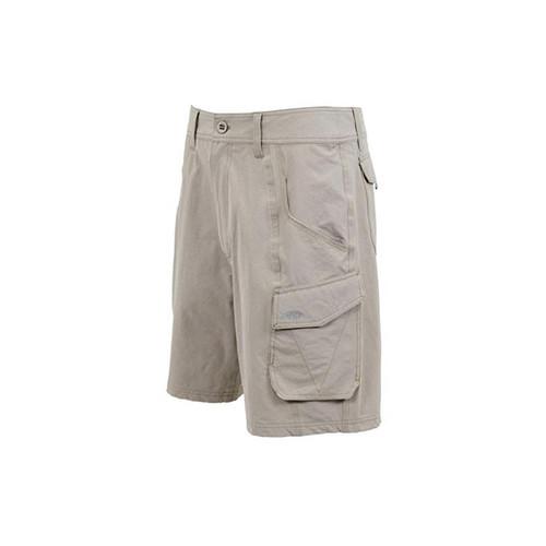 AFTCO Stealth Fishing Shorts Khaki