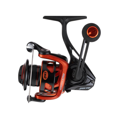 Lew's Mach Crush Speed Spin Spinning Reels