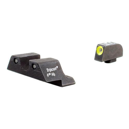 Trijicon Heavy Duty Night Sight Set For Glocks