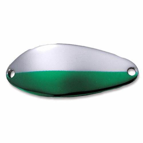 Acme Wobbler Fishing Lure Neon Green/Silver 1/4-Ounce