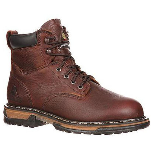 "Rocky Ironclad 6"" Waterproof Work Boots"