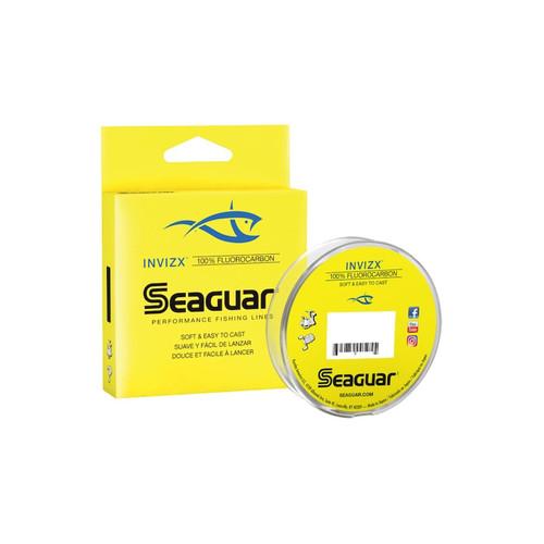 Seaguar InvizX Fluorocarbon Line
