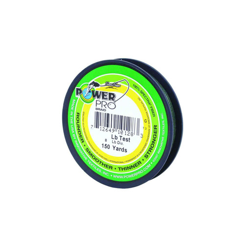 Power Pro Spectra Braided Line
