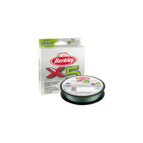 Berkley X5 Braided Line