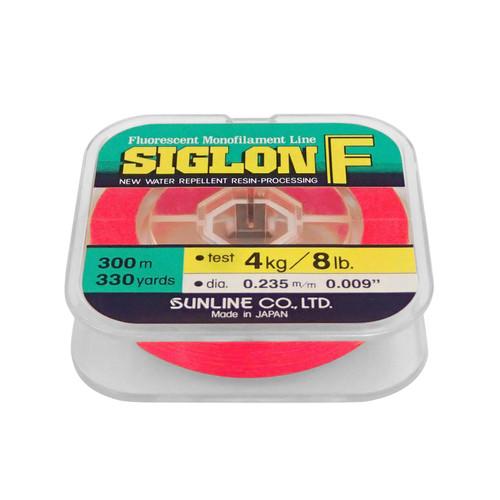 Sunline Siglon Monofilament Line