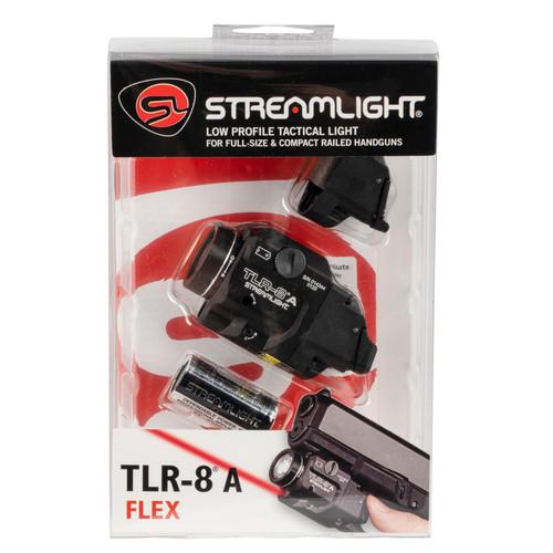 Streamlight TLR-8-A Flex Rail Mounted Light Black