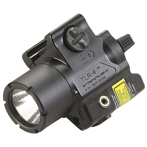 Streamlight TLR-4 Tactical Light/Laser Black 69240