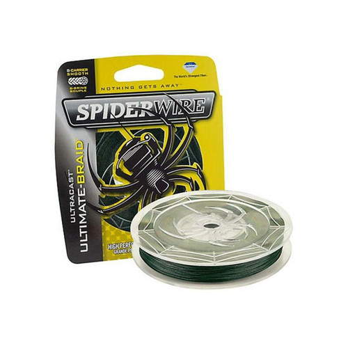 Spiderwire Ultracast Invisi Braid Line