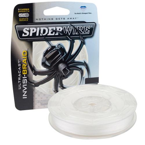 Spiderwire Ultracast Invisi Braid Line