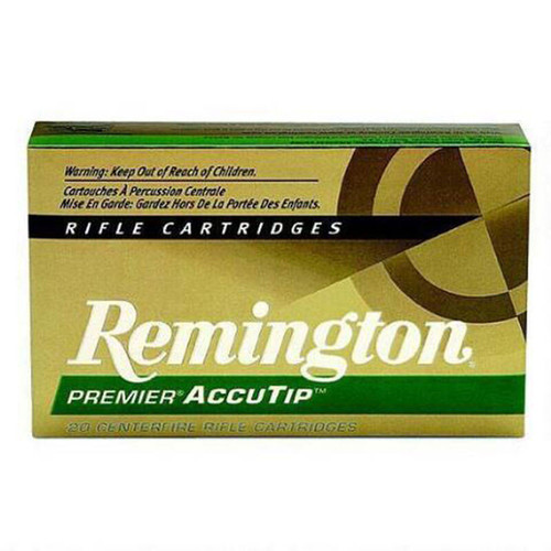 Remington PRA7MMRB 7mm Remington Magnum 150 GR Accutip 20 Rounds