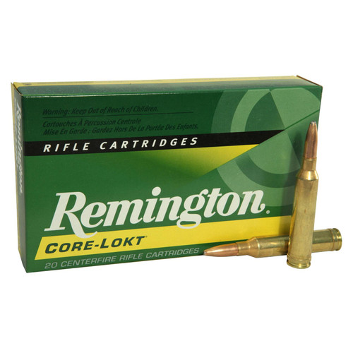 Remington R7MM3 Express 7mm Remington Magnum 175 GR Core-Lokt Pointed Soft Point 20 Rounds