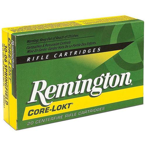 Remington R300WB1 Express .300 Weatherby Magnum  180 Grain Core-Lokt PSP 20 Rounds