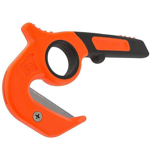 """Gerber Vital Zip 1.7"""" SS Blade ABS Handle Orange and Black 31-002745N"""