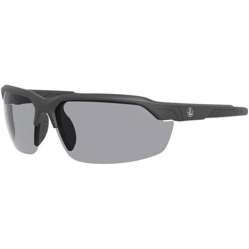 Leupold Polarized Sunglasses Black Frame/Shadow Gray/Yellow/Clear Lenses
