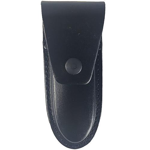 "AA&E 8600902-010 Leathercraft  Full Grain Cowhide Leather Knifesheath 5.5"" Black"