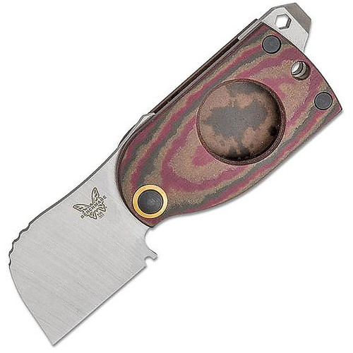 Benchmade 381 Famin/Demongivert Aller Fumee Friction Folding Cigar Cutter