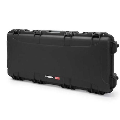 """Nanuk 985 Rifle Case with Foam 36"""" Polymer Black"""